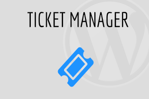 Simple Ticket Management