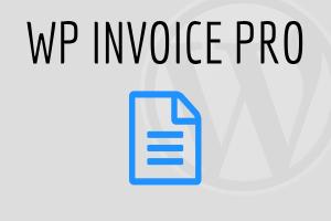 WordPress Invoice Pro