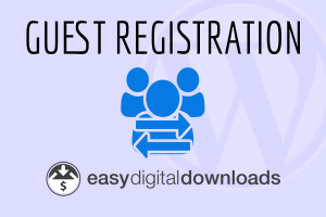 EDD Guest Registration