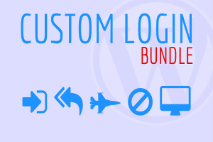 Bundle: Custom Login