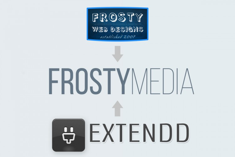 Frosty Web Designs & Extendd Merger